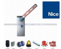 Závora Nice Signo4set - kompletní sada vjezdové závory pro průjezd až 400 cm