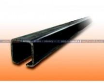 Nosný C profil o celkové délce 7 m pro výrobu samonosné nesené brány do průjezdu až 5,00 m