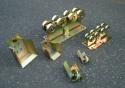 komponenty pro výrobu bran a vrat